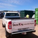 Deco-King Bakkie with Branding